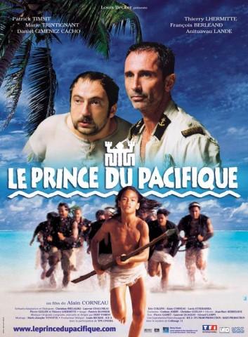 Affiche Prince du Pacifique (Le)
