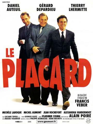 Affiche Placard (Le)