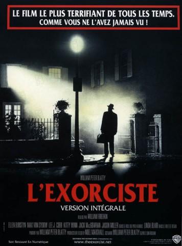 Affiche Exorciste (L')