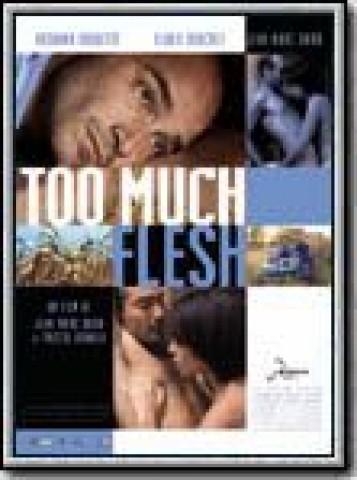 Affiche Too Much Flesh