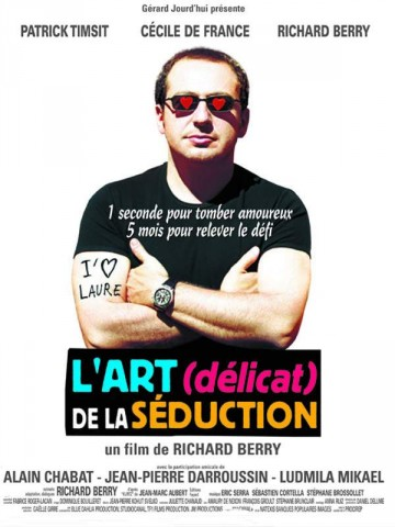 Affiche Art (délicat) de la séduction (L')