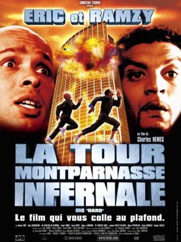Affiche Tour Montparnasse infernale (La)