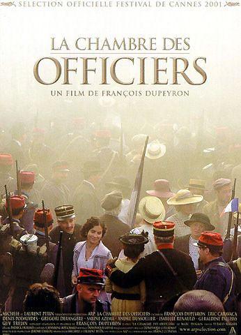Affiche Chambre des officiers (La)