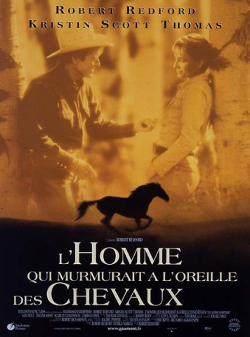 Affiche Hommme qui murmurait à l'oreille des chevaux (L')