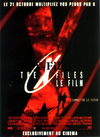 Affiche The X-Files