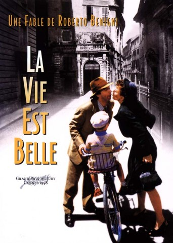 Affiche Vie est belle (La)