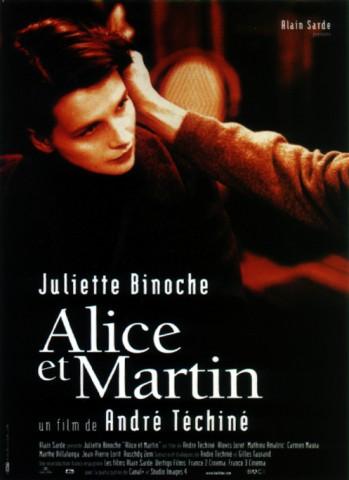 Affiche Alice et Martin