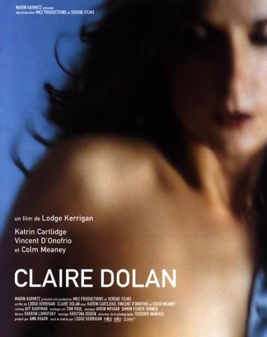 Affiche Claire Dolan