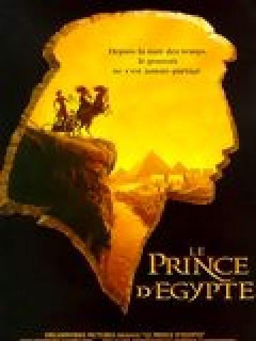 Affiche Prince d'Egypte (Le)