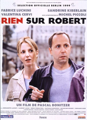 Affiche Rien sur Robert