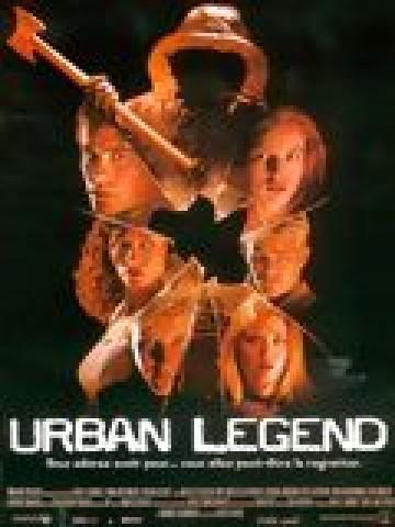 Affiche Urban Legend
