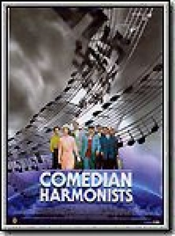 Affiche Comedian Harmonists