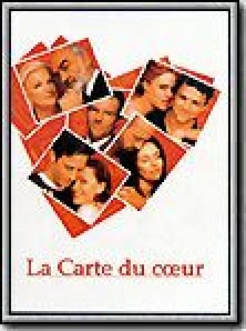 Affiche Carte du coeur (La)