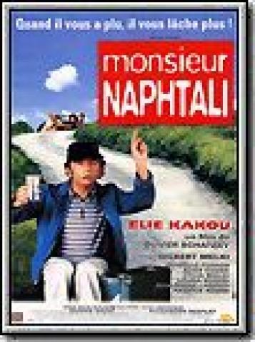 Affiche Monsieur Naphtali