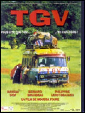 Affiche TGV