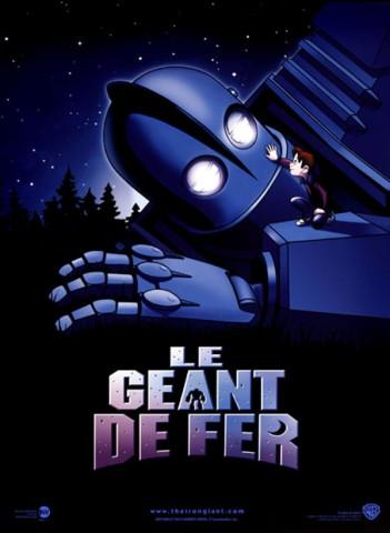 Affiche Géant de fer (Le)