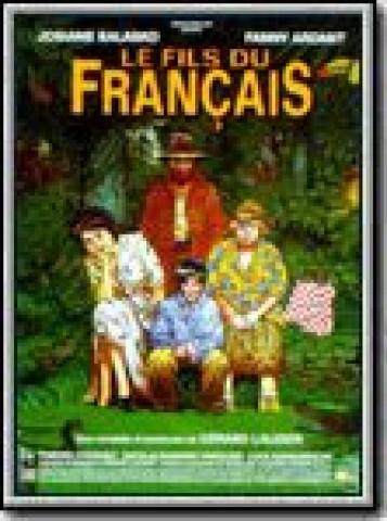 Affiche Fils du Français (Le)