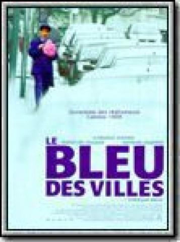 Affiche Bleu des villes (Le)