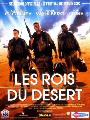 Affiche Rois du désert (Les)