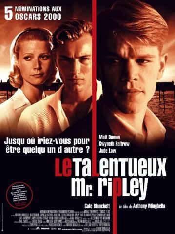 Affiche Talentueux M. Ripley (Le)