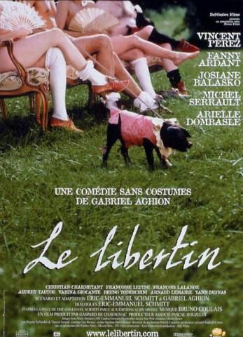 Affiche Libertin (Le)
