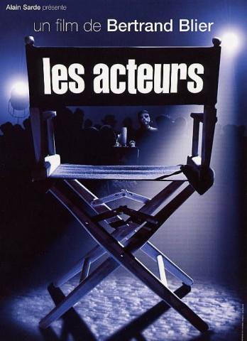 Affiche Acteurs (Les)