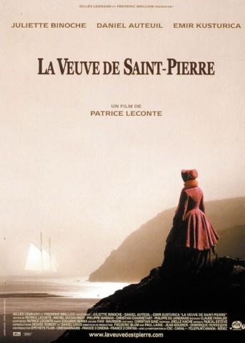 Affiche Veuve de Saint-Pierre (La)