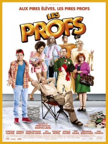Affiche Prof (Le)