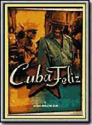 Affiche Cuba Feliz