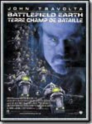 Affiche Battlefield Earth