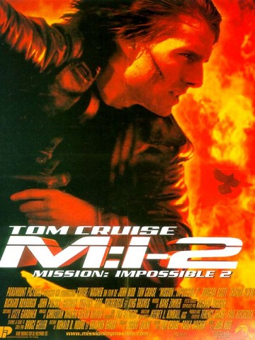 Affiche M:i-2 (Mission impossible 2)