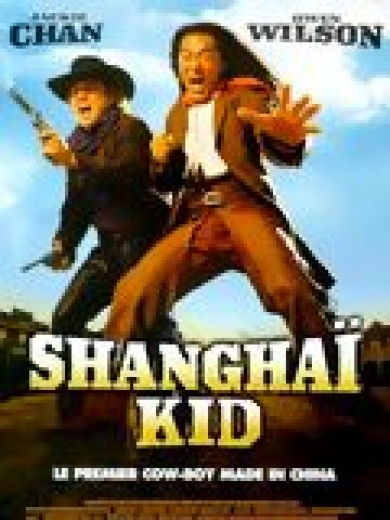 Affiche Shanghai Noon