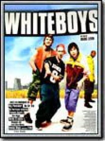 Affiche Whiteboys