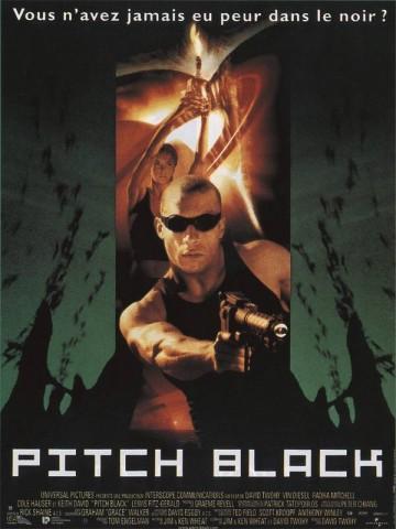 Affiche Pitch Black