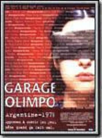 Affiche Garage Olimpo