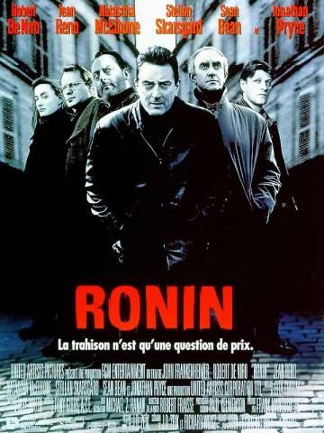 Affiche Ronin