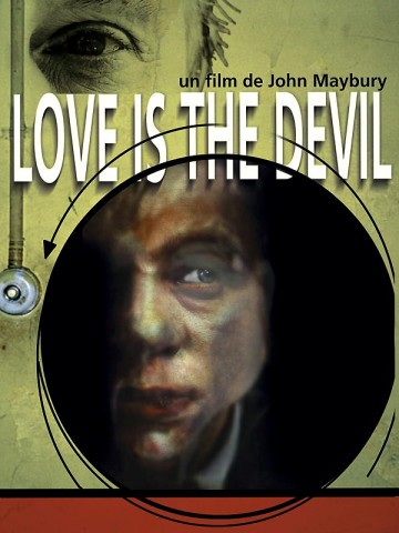 Affiche Love is the Devil