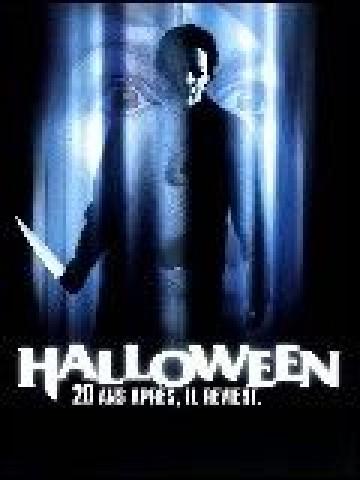 Affiche Halloween H20