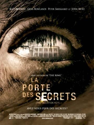 Affiche Porte des secrets (La)