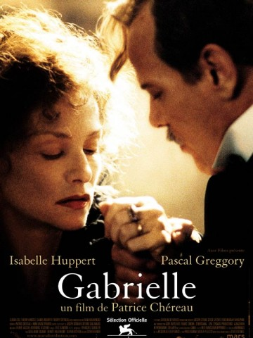 Affiche Gabrielle