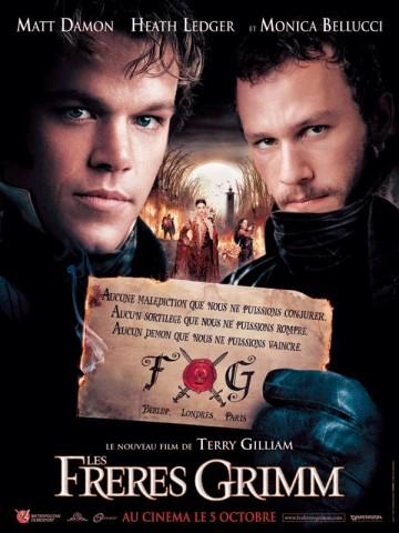 Affiche Frères Grimm (Les)