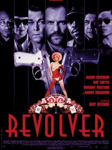 Affiche Revolver