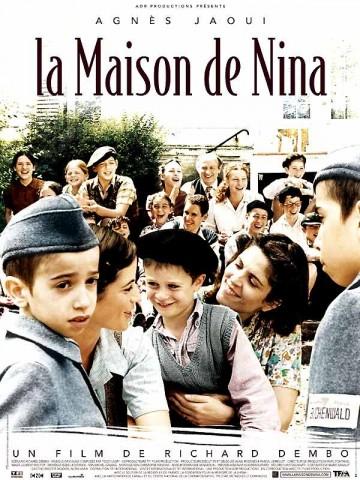 Affiche Maison de Nina (La)