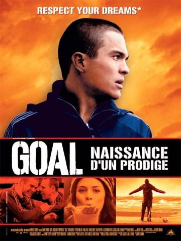 Affiche Goal! Naissance d'un prodige