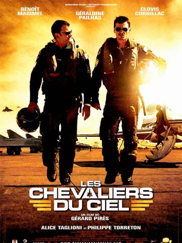 Affiche Chevaliers du ciel (Les)