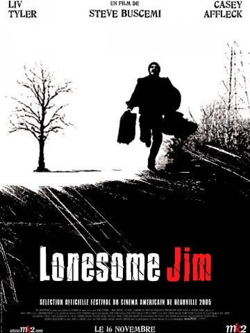 Affiche Lonesome Jim