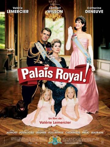 Affiche Palais Royal!