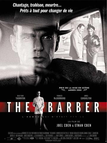Affiche The Barber - L'homme qui n'était pas là