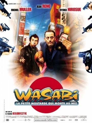 Affiche Wasabi, la petite moutarde qui monte au nez