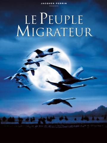 Affiche Peuple migrateur (Le)